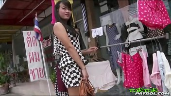 Tuk Tuk Patrol Thai Cutie Gets Her Asshole Reamed By White Cock thumbnail