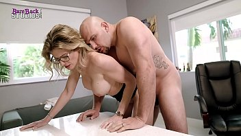 Blackmailing Busty Office MILF to Stay Employed - Cory Chase