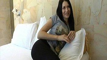 Russische Schlampe Erika Bellucci anal...