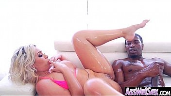 Big Ass Girl (Assh Lee) Get Oiled Up And Hard Analy Nailed On Cam mov-11