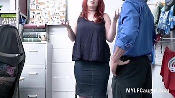 geile reife redhead