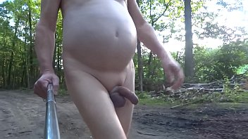 4 girls only: Azginim1 naked walk and masturbation