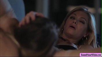 Macy Meadows didnt expect she will caught Serene Siren masturbating