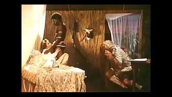 African tribesman fucks white girl