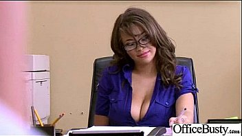 Sex Tape In Office With Slut Nasty Big Melon Tits Girl (cassidy banks) vid-07