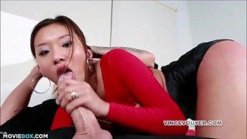 Sexy sloppy asian deepthroat blowjob alina li visit tubeorient.com for the full video