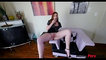 Watch mam step ‣ Busty step mom having fun with her step son preview