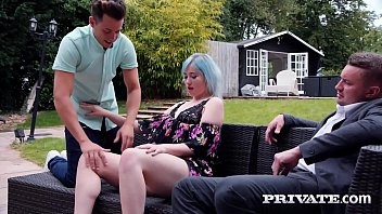 Young British Wife, Misha Mayfair, takes another man's cock, in her warm mouth & in her tight young pussy as her hubby bangs her backdoor in this swinging 3Some! Full Flick & 100's More at Private.com