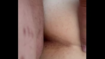 Little gets pounded by Daddy