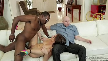 Kayla West Interracial Rough Fucked