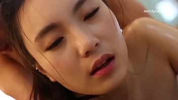 Korean actress ye rin massaged