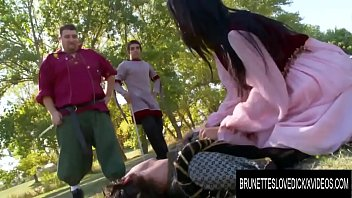 BrunettesLoveDick - Young Amia Miley