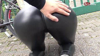 Watch My_Dirty_Hobby_-_Busty_ass_fucked_in_leather_pants preview