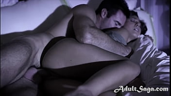 She felt her uncle against her butt in the middle of the night - Jaye summers