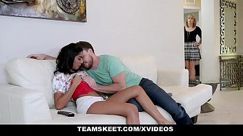 Watch BadMILF - Possessive Mom Having Threesome With Step Son And The GF preview