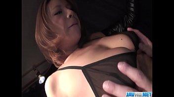 Hot japan girl Sumire Matsu lick a dick