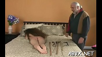 Intense servitude with older