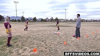 Amateur Fußball Mama Anal