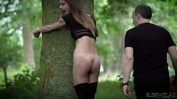 Kinky fetish sex for 3 young sales enduring bondage and spanking