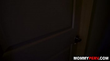 Watch Stepson creeps on his big tits mom then gets a blowjob from her - step mom and son preview