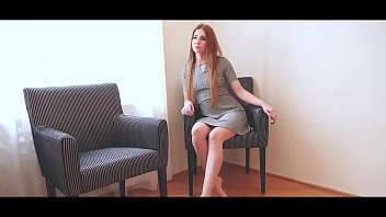 Natural Redhead and petite blonde teen Gina Gerson in a threesome