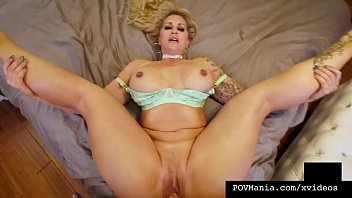 Dick Milking Milf Ryan Conner fills her mouth, mature muff & little asshole with Miles Long's big dick until she drains his stiff shaft for her cum! Full Flick, Tons of Videos & Photos @ PovMania.com!