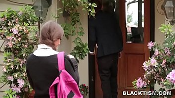 Schoolgirl Pimped Out To Huge Black Cock To Pay Off Debt