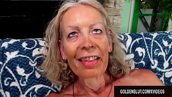 Grandma Super Sexy Has Her Asshole Drilled