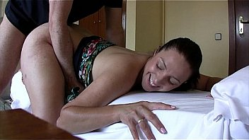 Pamela Sanchez fucking in her own homemade porn video with Robin