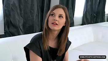Amateur Alice Gets Her Ass Fucked on the Casting