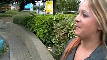 Busty milf Ginas public nudity and english flashers rude outdoor exhibitionist