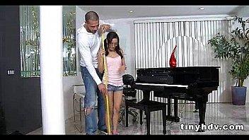 Teenie tiny girl fucked silly Tia Cyrus 6 91