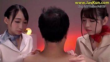 Địt 3 em nhân viên xinh đẹp dâm dục