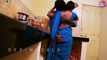 BGrade Actress Hot Sex with Husband in Kitchen