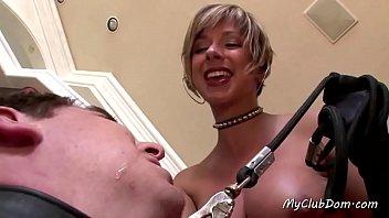 Slave fucked by b. Mistress
