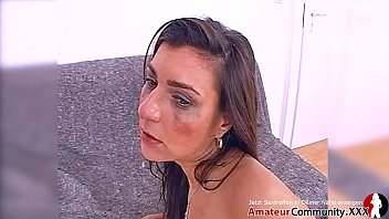 Cheeky slut is not happy about rough anal sex, ass-to-mouth action and piss flooding her mouth!