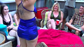 Finally! Group Fuck-A-Thon at the #LoveShack Episode II Swinger-Blog XxX