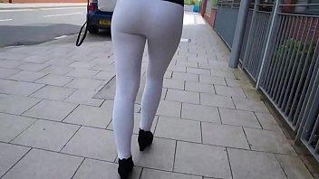 Outdoor Tight Leggings Young Slut