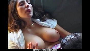 Dad Lures Horny Stepdaughter To Fucking