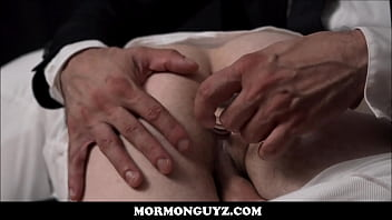 Twink Mormon Boy Punished With Spanking And Sodomized