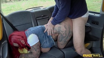 Fake Taxi This babe has fucking huge tits