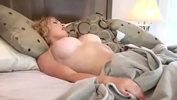 Cougar Lola Wisse Plays With Her Big Nipples On Webcam