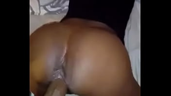 She knows how to ride huge  cock