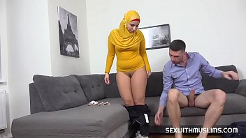 Busty Muslim bitch gets great fuck