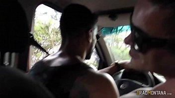 Watch Atriz pornô brasileira em cena de exibicionismo e sexo no Rio de Janeiro preview