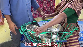 सबसे अच्छा बर्तन बेचने वाली xxx No. 1 स्पष्ट हिंदी आवाज में