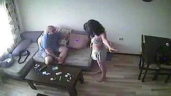 hidden camera bulgarian makes sex with condom