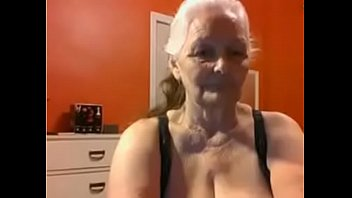granny shows tits