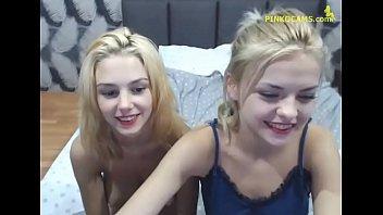 OMG So hot lesbian sisters with beautiful nipples