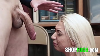 Price For A Stolen Phone: One Strip Search And One Facial Cumshot - SHOPFUCK